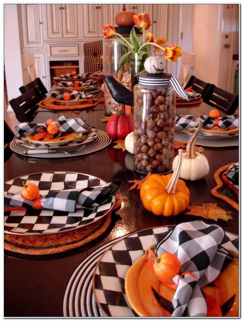 Best Deco Table Halloween In 2020 Halloween Party Decor Easy Halloween Decorations Corporate Halloween