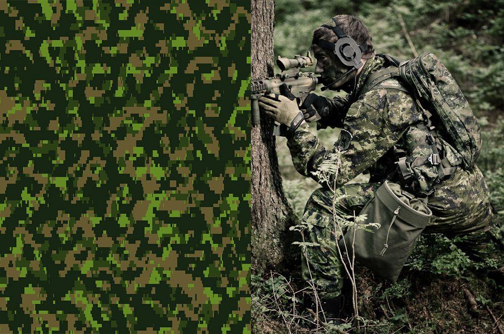 Evolution of camouflage | Camouflage Fashion | Camouflage ...