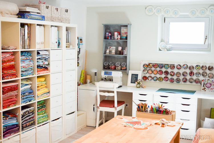 Photo of The room of our dreams – a craft room