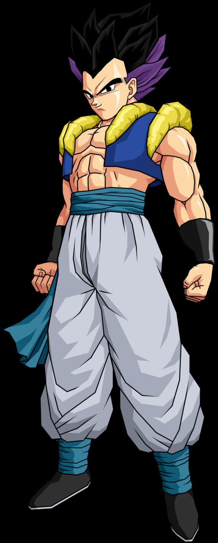 Gotenks De Joven Y Adulto Es La Fusion De Goten De Joven Y Adulto Y La De Trunks Joven Y Adulto B Anime Dragon Ball Super Dragon Ball Artwork Dragon