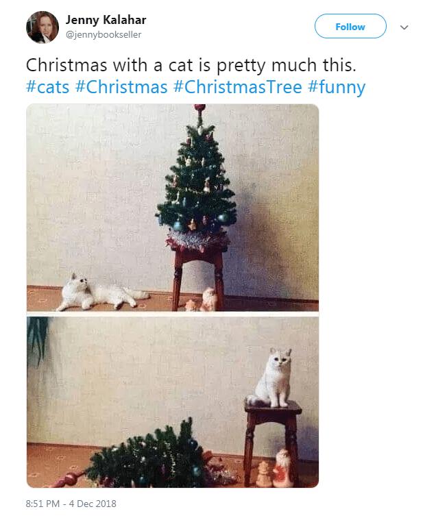 17 Funny Christmas Tweets That Will Make You Say Ho-Ho-Ho #christmasfunny
