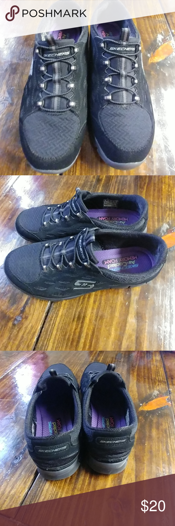 Very nice Skechers tenis shoes