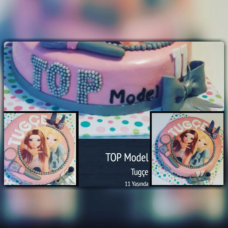 Topmodel Torte Topmodel Models Torten