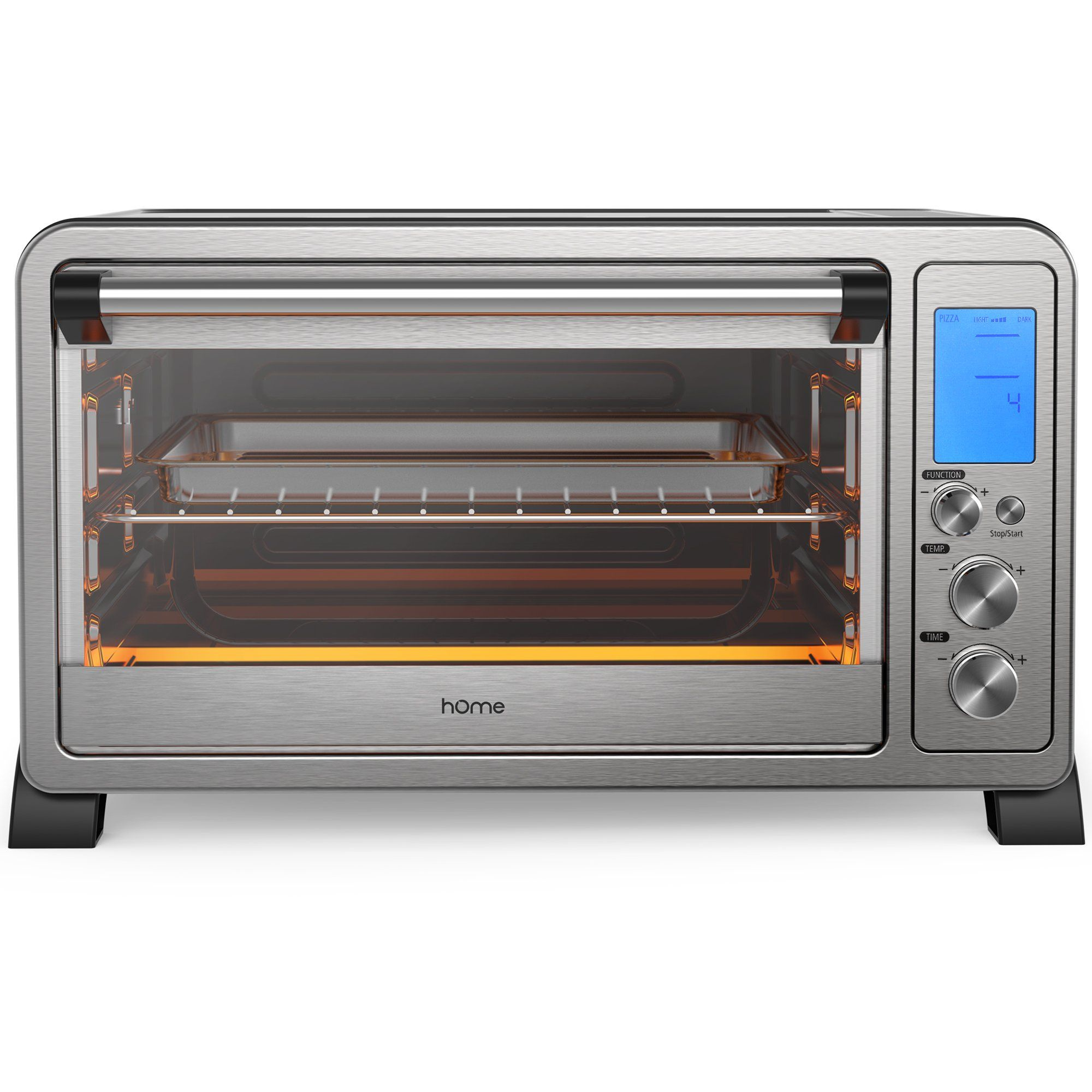 slice convectioncuisinart toasters dp black dog and amazon breville hot com stainless steel decker ovens calphalon beach toaster hamilton