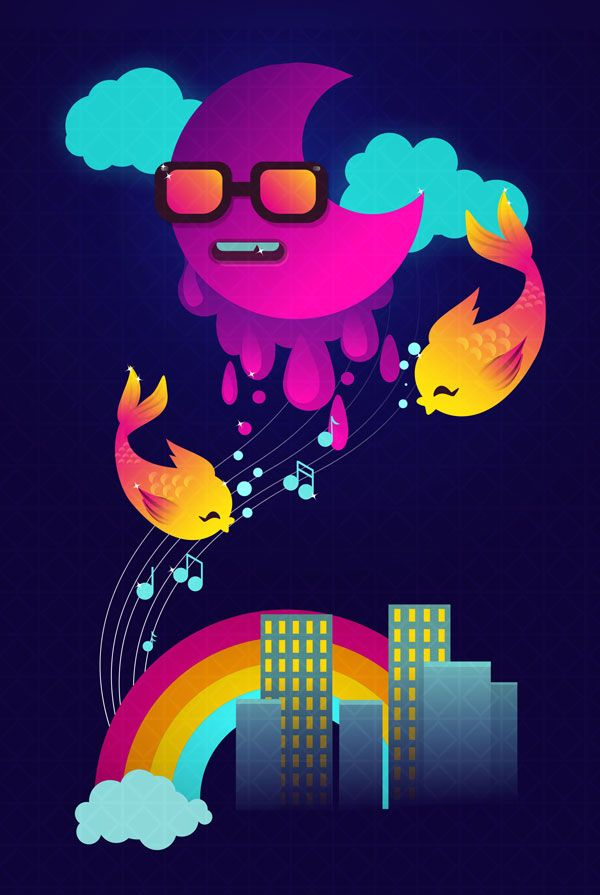 New tuts+ tutorial available: how to create a surreal poster.