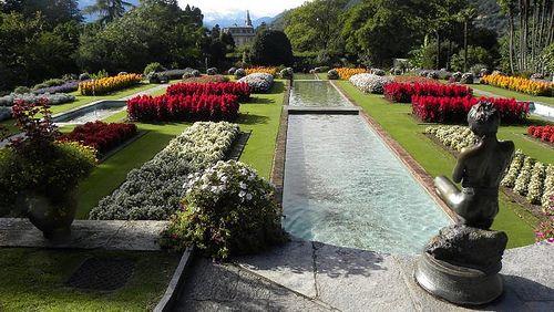 Giardini Terrazzati, Villa Taranto, Pallanza (VB) – settembre | Villas