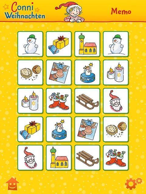 Conni Weihnachten Kinder App