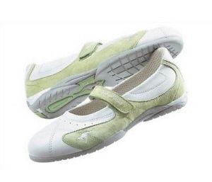 save off c5611 0bd8c Kangaroos Ballerina Gr.38 NEU Schuhe Leder Damen Sneaker ...