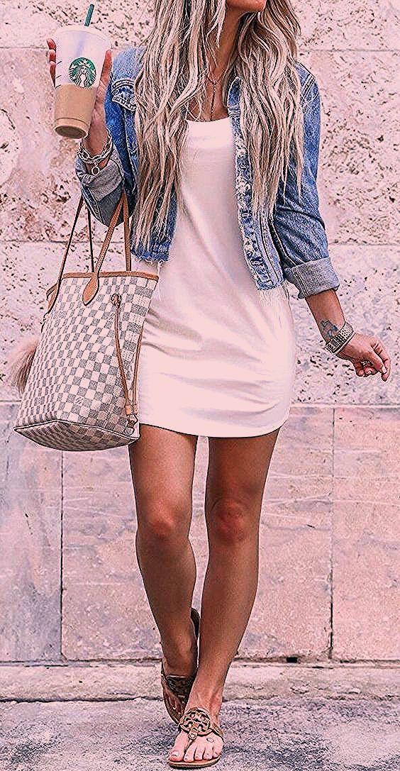 Photo of 7 süße Outfits für die Frühjahrssaison – Sommer Mode Ideen – Spring summer fashion – Amy Blog