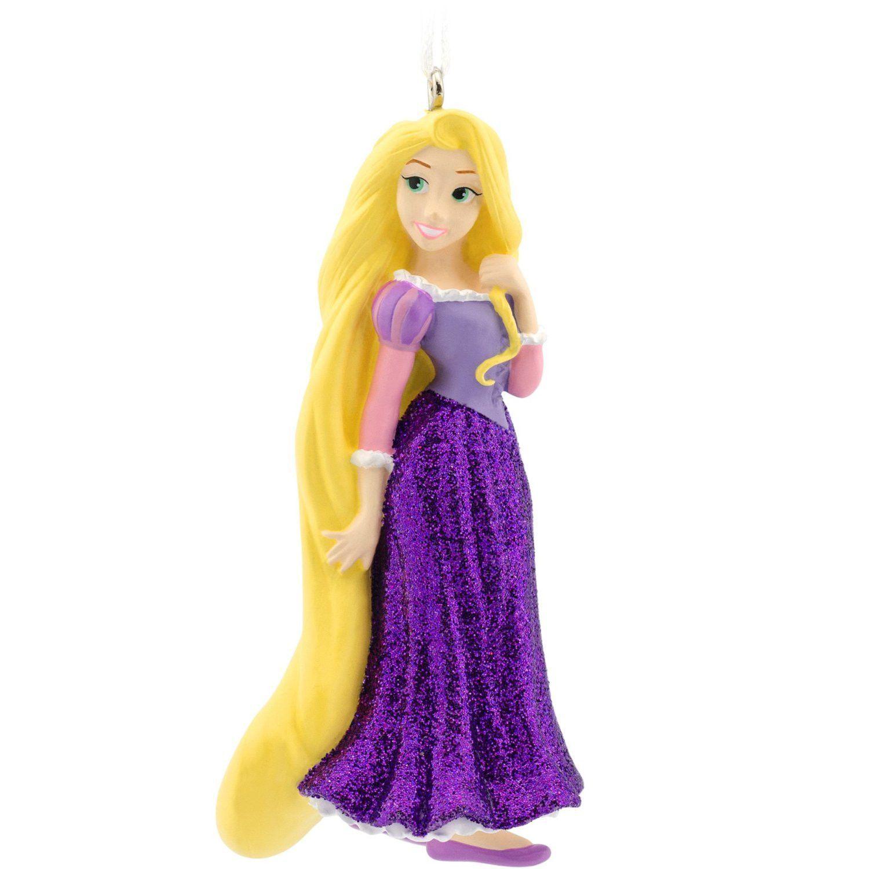 Belle ornament disney - Disney Tangled Rapunzel Christmas Ornament