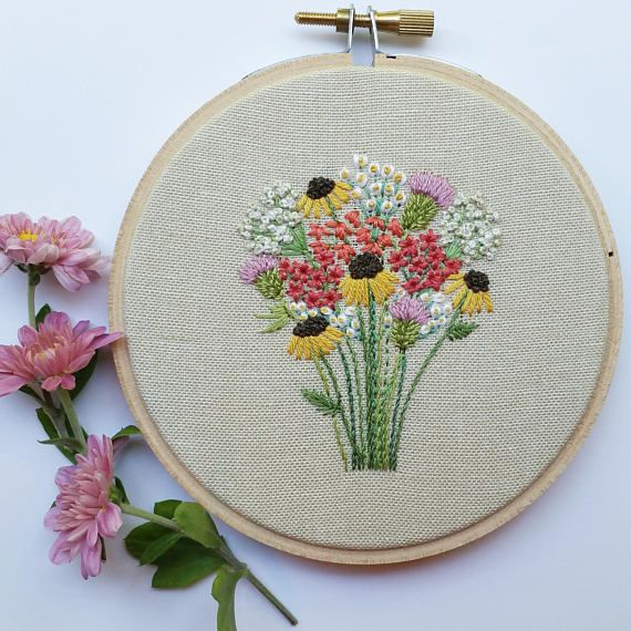Pin By Sunlit Meadows On Crafting Embroidery Ideas Pinterest