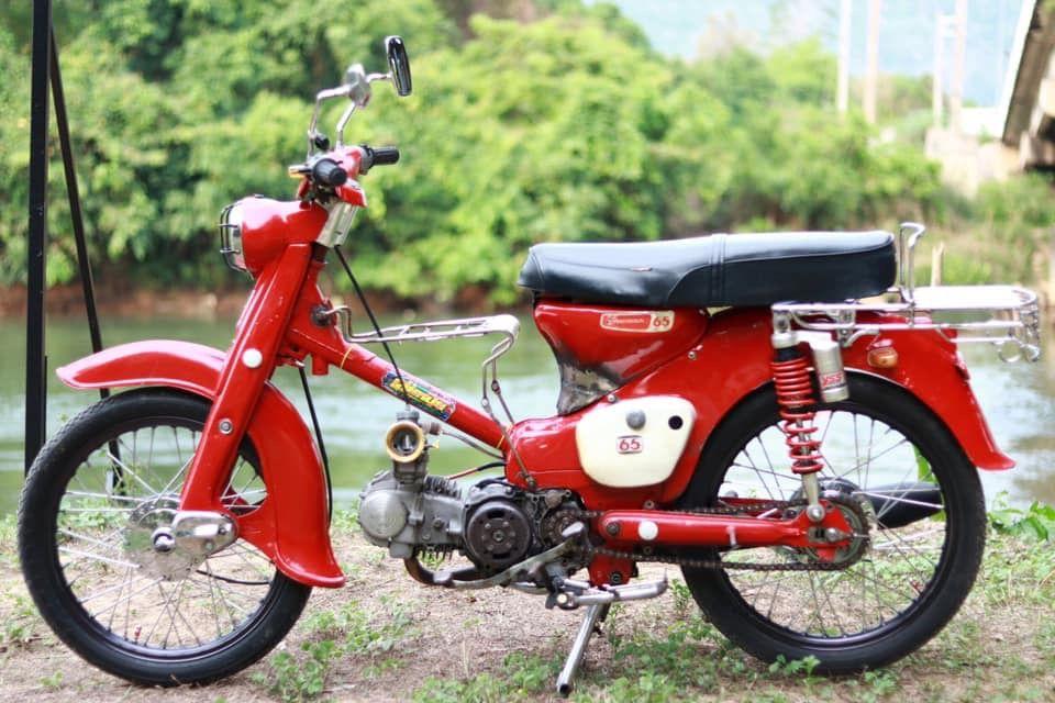 Pin by ariyasak on Motorcy classic Moped, Motorcycle