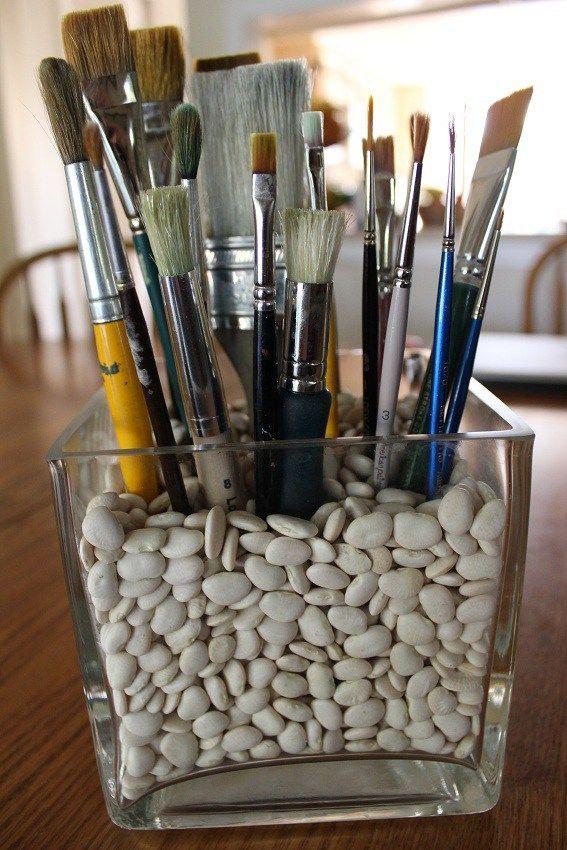 13 Life-Changing Craft Room Organization Ideas #craftroomideas