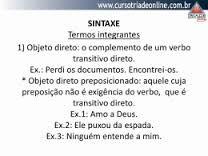 Imagem Relacionada Portugues Gramatica Sintaxe E Mapa Mental