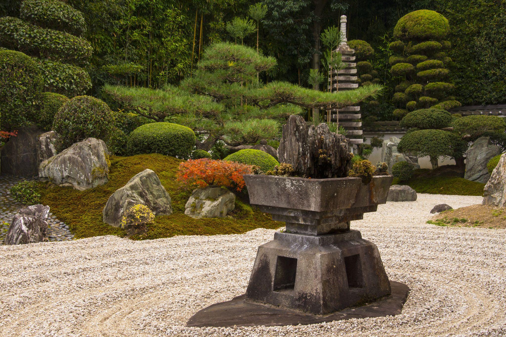 東福寺 霊雲院 九山八海の庭 / Japanese Garden of Tohuku-ji Temple