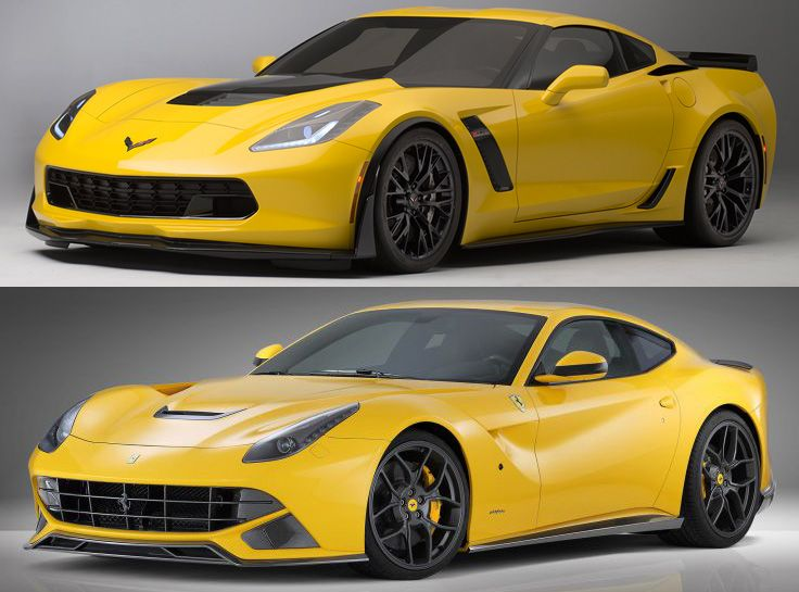 Corvette Or Ferrari The Choice Is Harder Than You Think