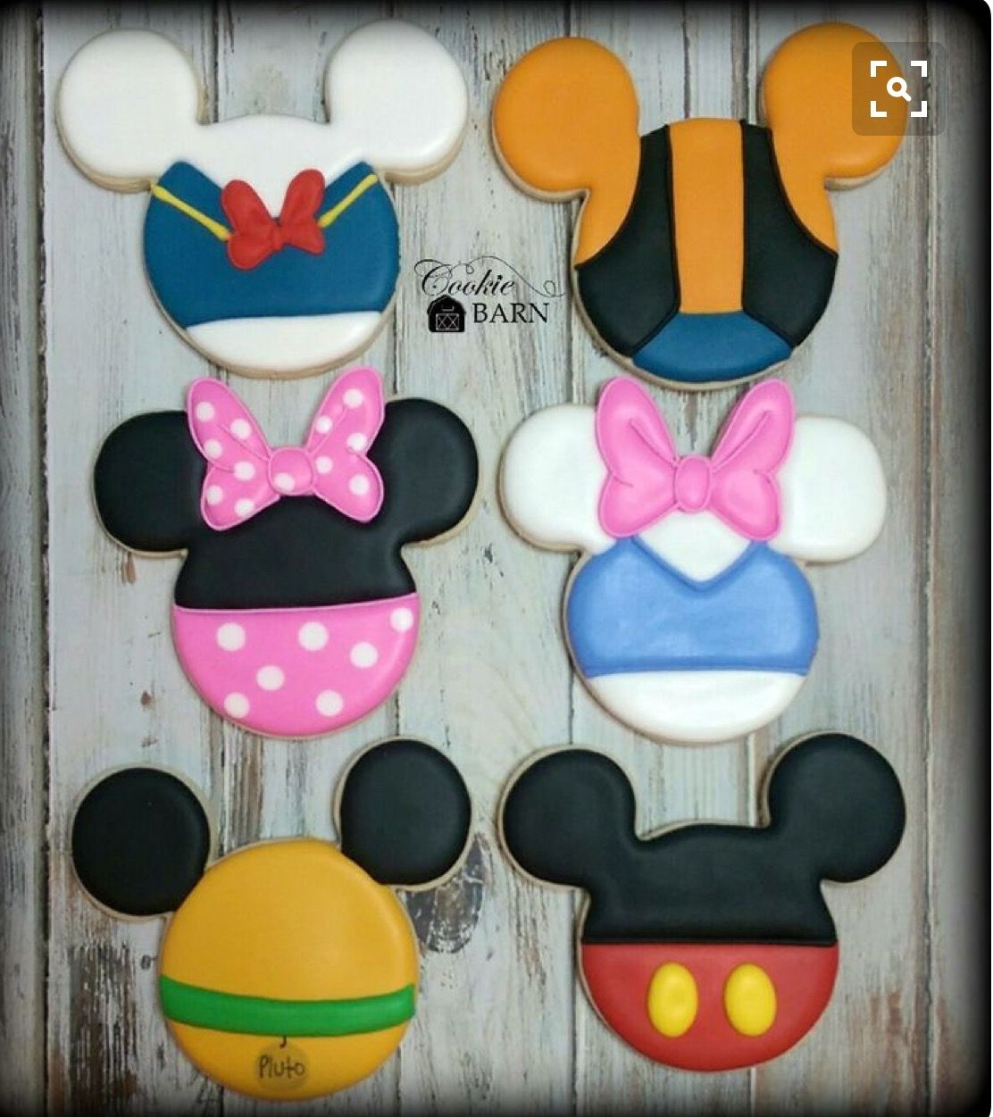 La Casa De Mickey Mouse Galletas Disney En 2019 Galletas