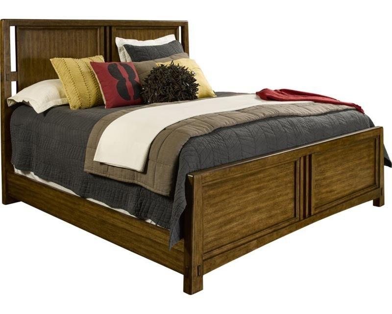 Broyhill Furniture   Winslow Park 6 Piece Eastern King Panel Bedroom Set    4604 253