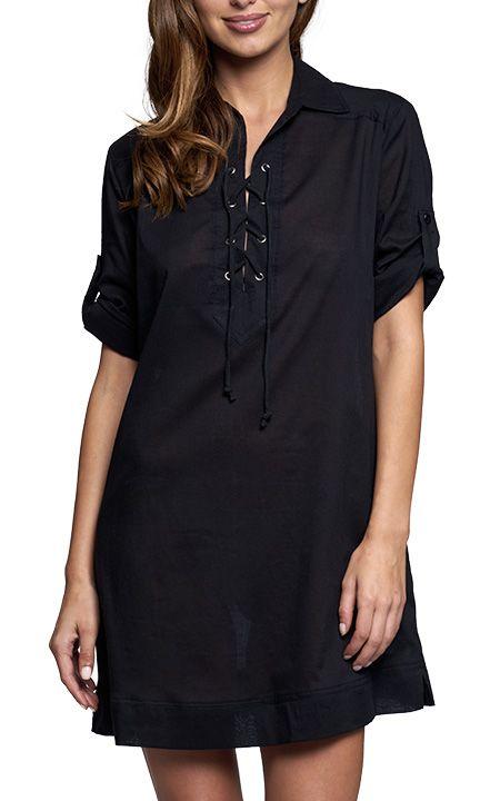 Classique Shirt Dress