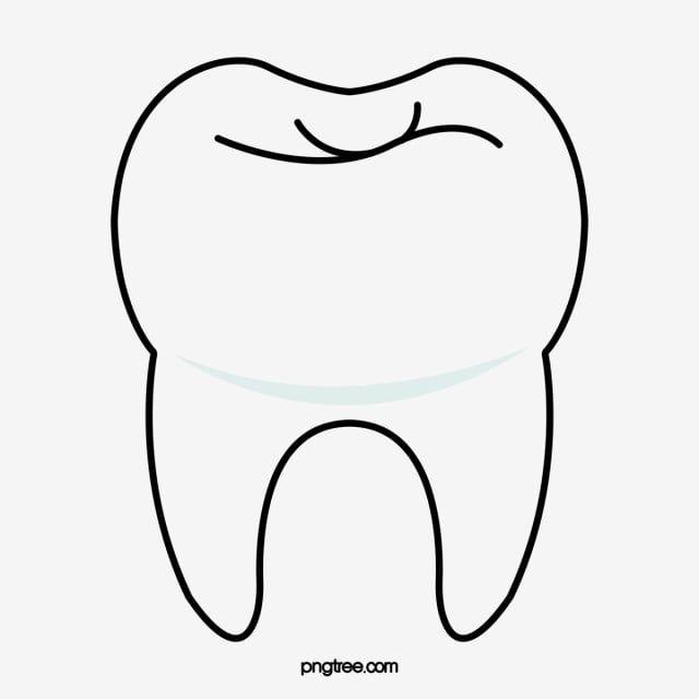 Cartoon Clipart Tooth Clipart Cartoon Tooth Tooth Cartoon Tooth Clipart Teeth Art Tooth Cartoon
