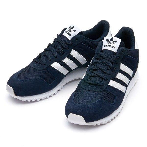 【adidas】 アディダスオリジナルス zx 700 ゼットエックス700 bb1212 17sp navy/white/navy