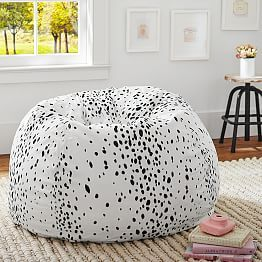 Pleasing Beanbags Bean Bag Chairs Pbteen Quantity One For Lexi Pdpeps Interior Chair Design Pdpepsorg