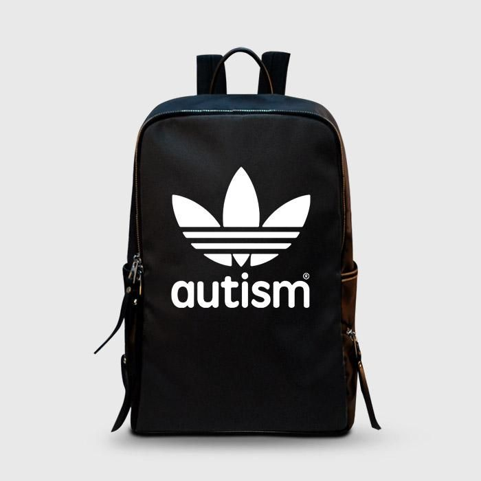 ae9ce5037460 Adidas Autism School Backpacks