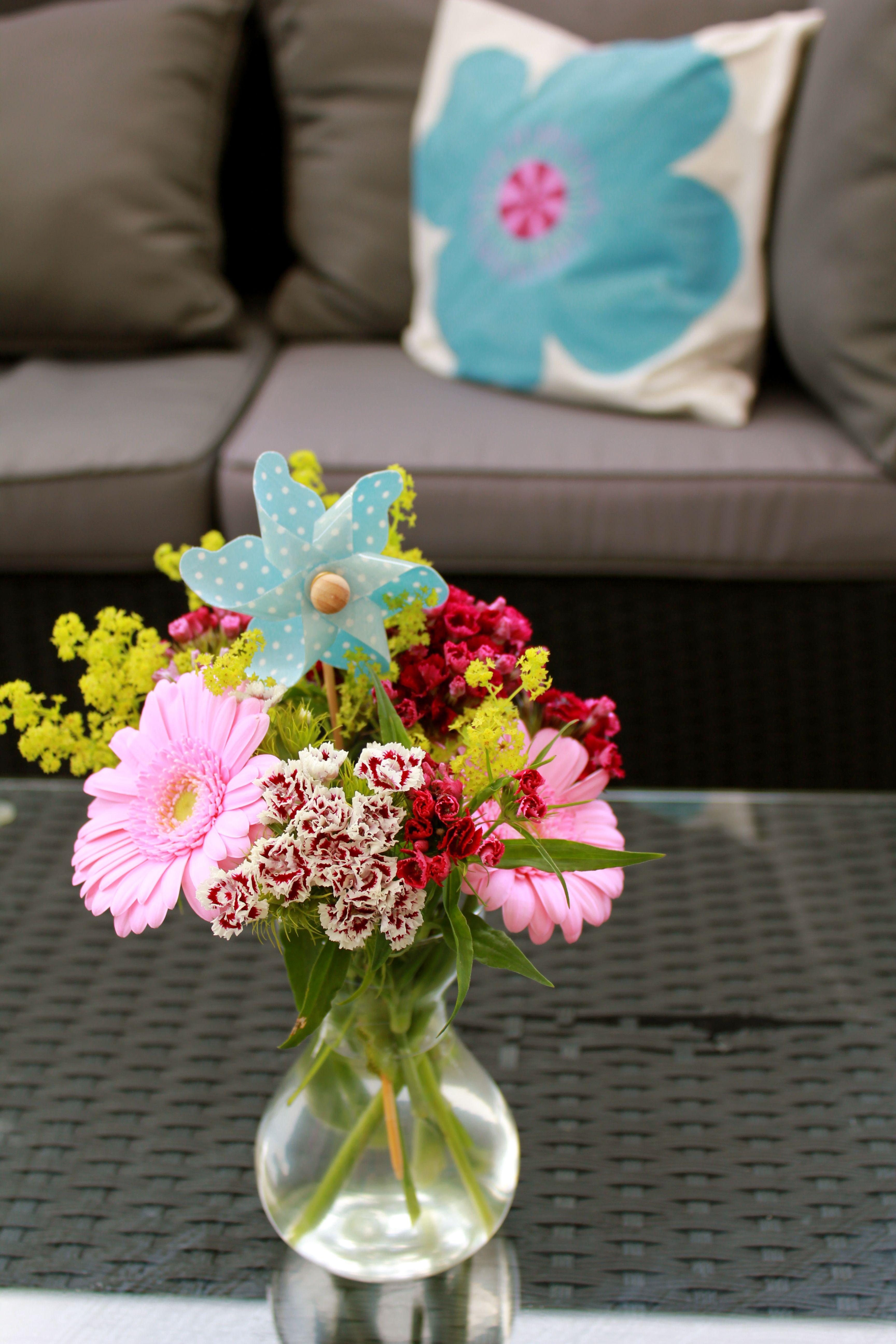 Attention to detail / Henriette's 24th Flower Power / #eventplanning