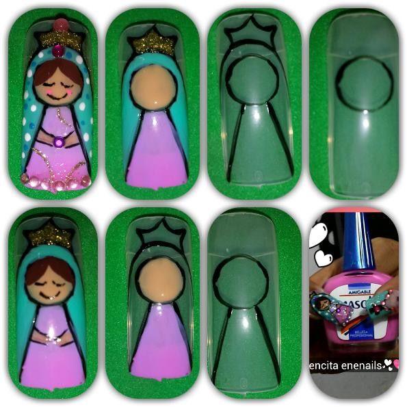 Pin de Eve VD en Diseños de uñas | Pinterest | Diseños de uñas ...