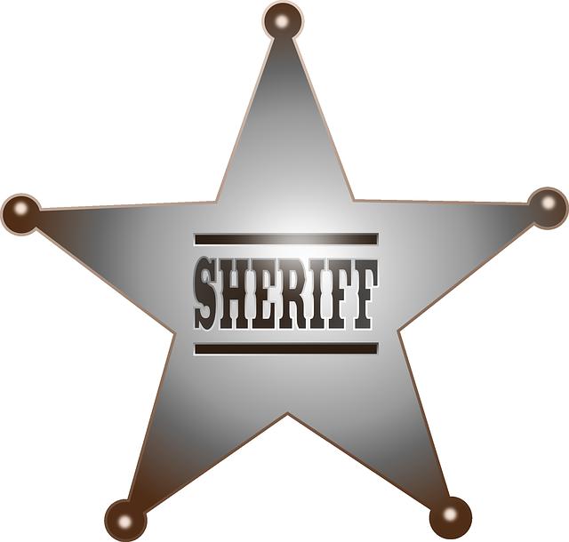 Free Image On Pixabay Sheriff Badge Cowboy Deputy Sheriff Badge Badge Sheriff