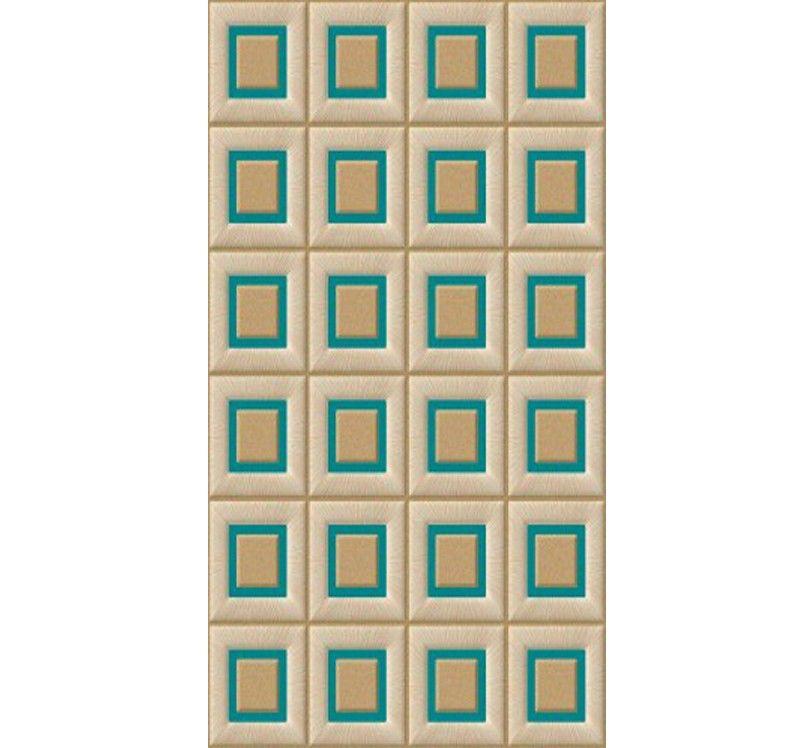 """Revestimento Cork Verde 8169 Ceusa R$132,90 m² m² = 1 caixa Formato: 43,7 x 63,1 cm   17"""" x 25"""" Tipo de Uso: Parede Superfície: Acetinado Acabamento: Retificado Cód. Item2099552 LinhaCork Parede"""