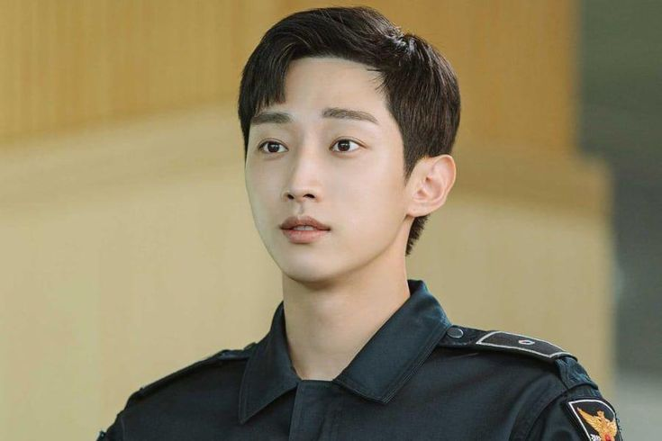 """Jinyoung Shares Why He Decided To Star In """"Police University,"""" His Character's Charms, And More"""
