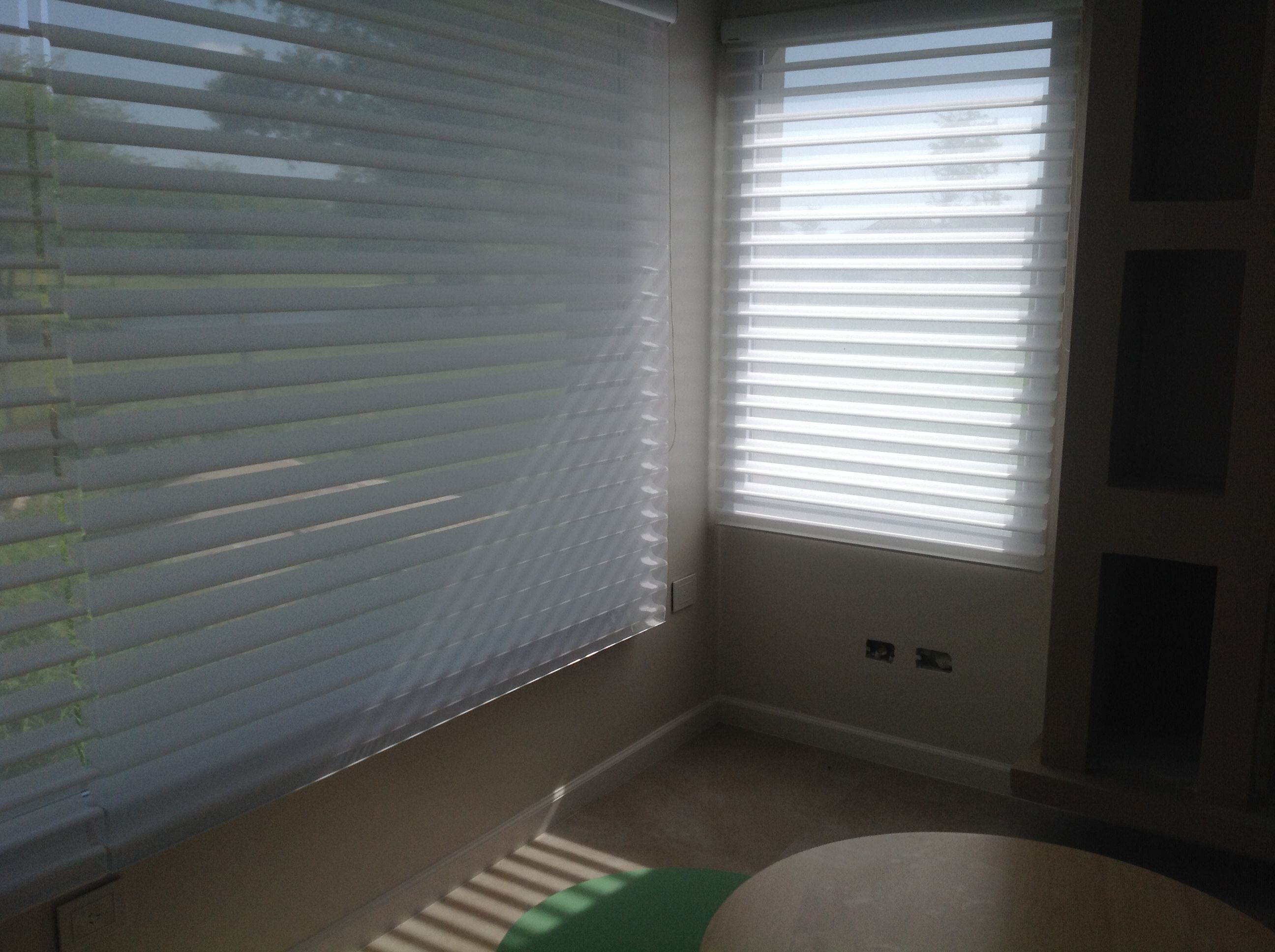 big before silhouette blinds hunter windows with after privacy sheers luminette douglas