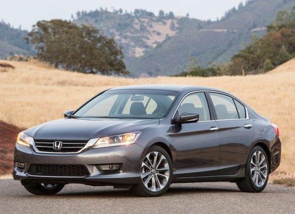 2015 Honda Accord Sedan Pictures 600x435 2015 Honda Accord Sedan Review,  Features And Specs