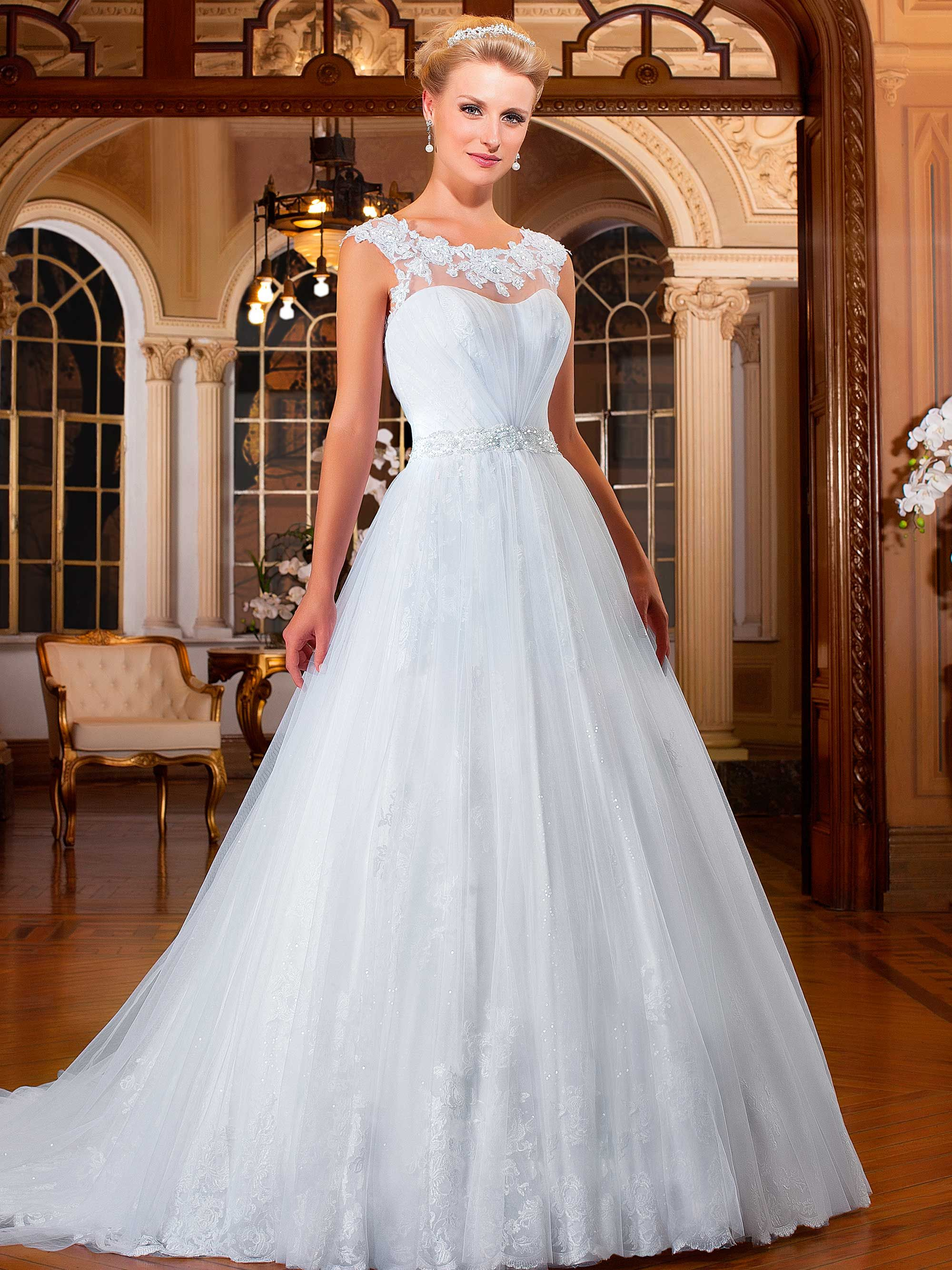 Vestidos de noiva - Coleção Gardênia | Novias | Pinterest