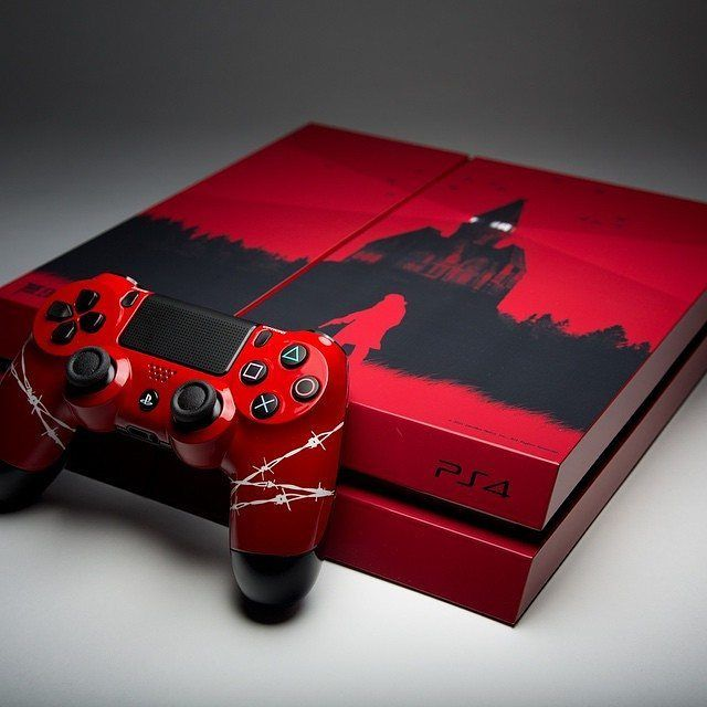 Ps4 Controller Red Game Gadgets Video Game Accessories Gaming Wallpapers