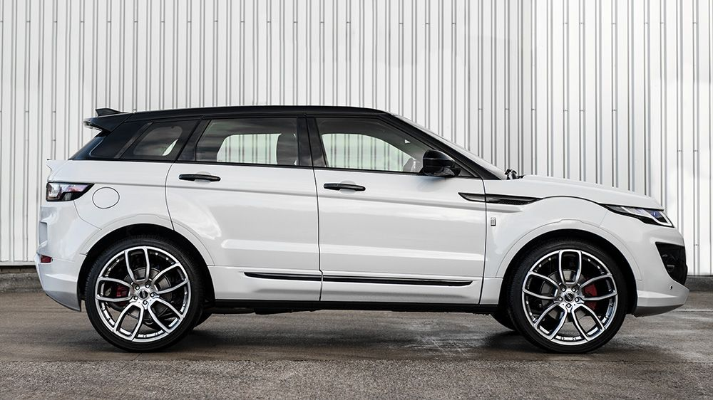 project kahn evoque rs sport fuji white luxury cruiser. Black Bedroom Furniture Sets. Home Design Ideas