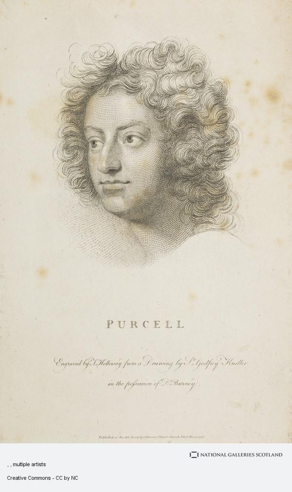 Henry Purcell, c 1658 - 1695. Composer   Классическая ...