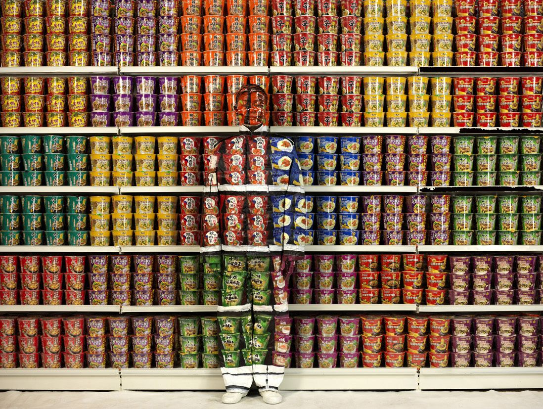 TED - Can you spot the invisible man? Artist Liu Bolin,...