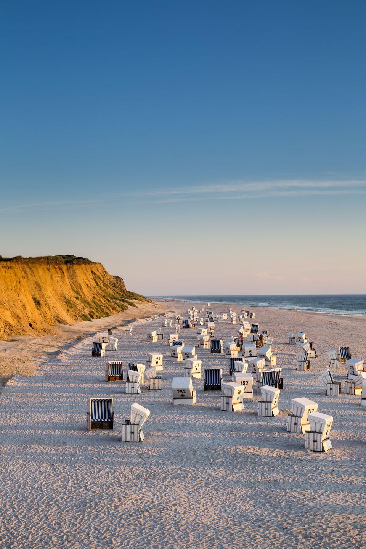 Germany Schleswig Holstein Northern Frisia Sylt Island Kampen