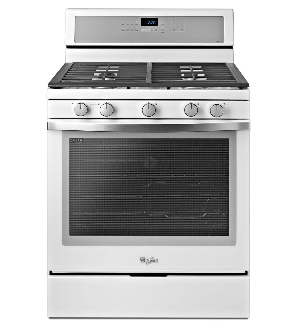 Whirlpool 5 burner gas range - 17 Best Images About Whirlpool Kitchen On Pinterest Combination Microwave Technology And White Appliances
