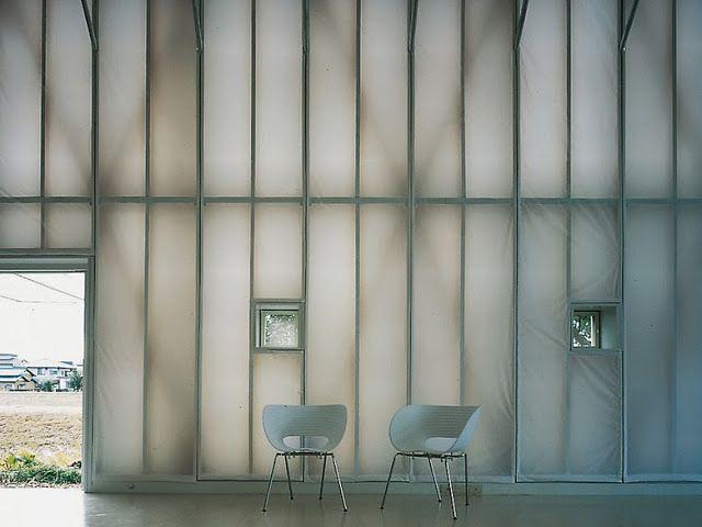 .bak: Casa desnuda, Shigeru Ban