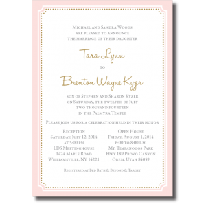 Beautiful Wedding Announcements.Beautiful Wedding Announcements 86 One Sided Beautiful Wedding