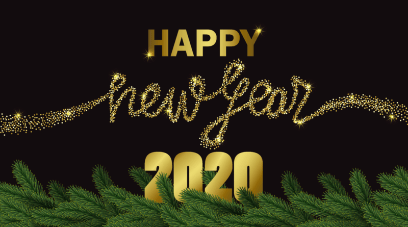 80 Happy New Year Wallpapers 2020 To Wish Iphone2lovely Happy New Year Message New Year Wishes Images New Year Message