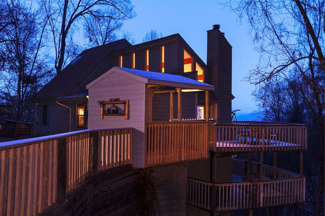 City lights 4 bedroom gatlinburg cabin wonderful cabins - 4 bedroom cabins in gatlinburg tn ...