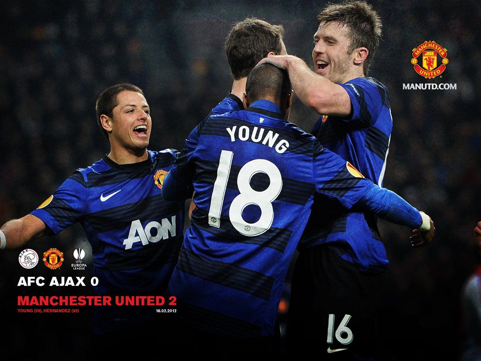 Ajax 0 Vs Man Utd 2 12 02 16 Uefa Europa League Manchester United Official Manchester United Website Manchester United Players