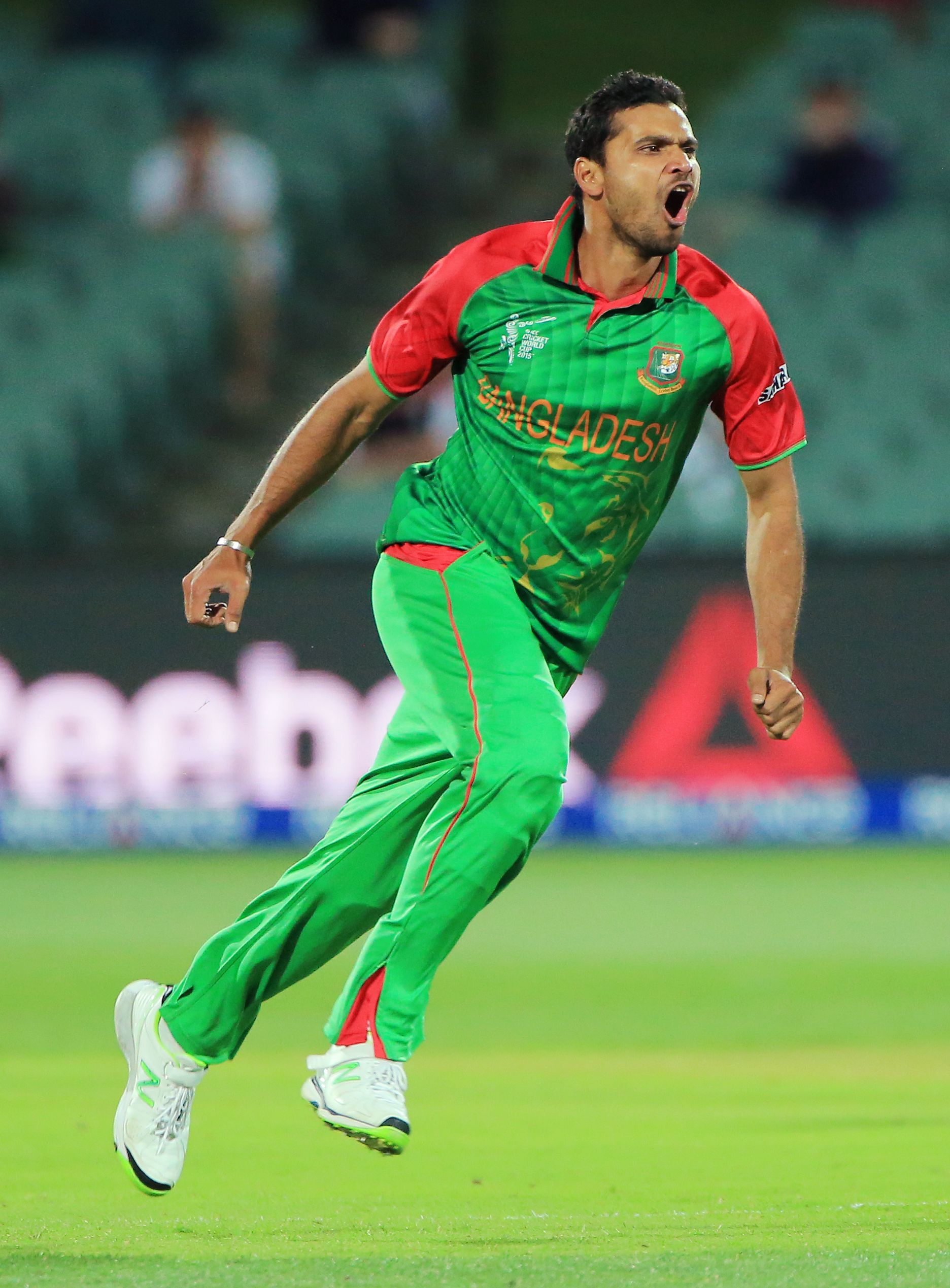Mashrafi Bin Mortaza Bangladesh Cricket Captain