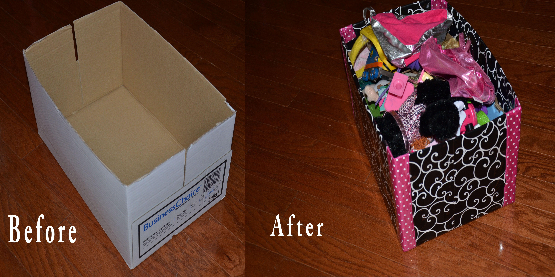 Repuposed Box