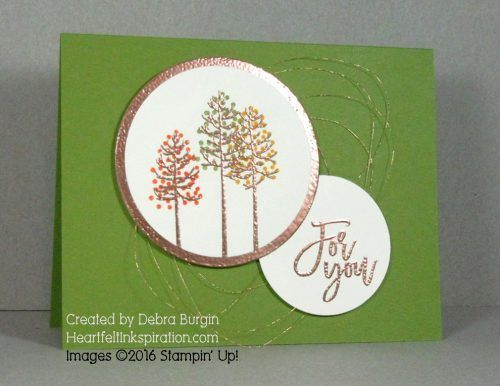 Stamp Review Crew: Thoughtful Branches (Heartfelt Inkspiration)