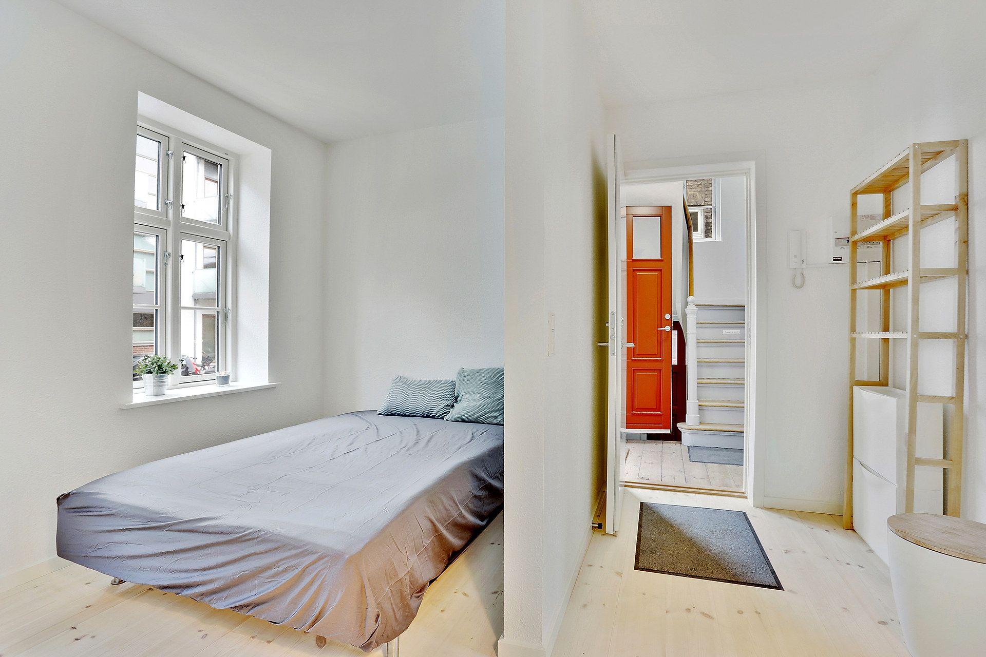 Nyrenoveret luksus studielejlighed - Kiinteistöt   Asunto, talo, kaupalliset kiinteistöt